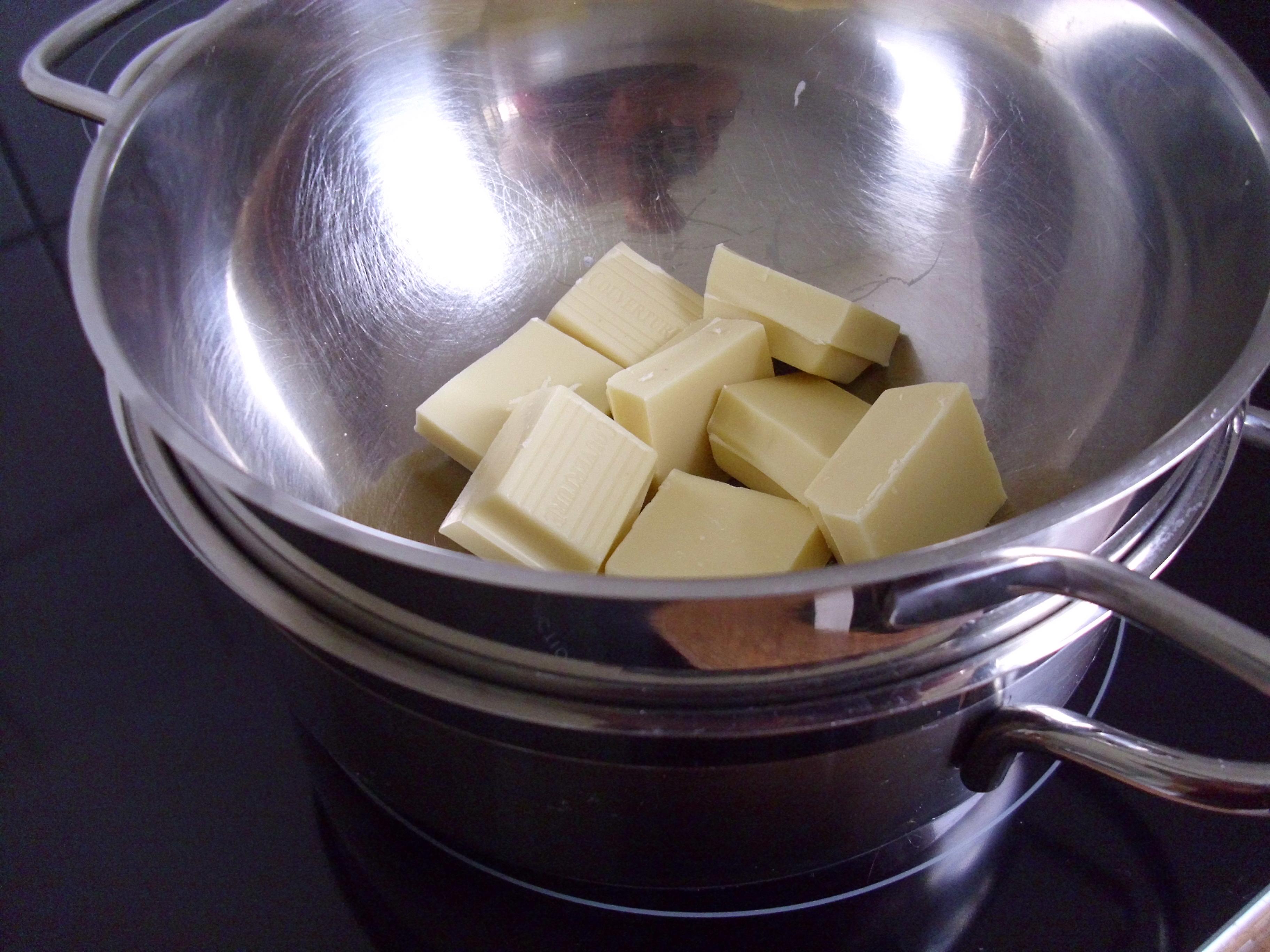 Weiße Mousse Au Chocolate Ohne Ei Culinaricast