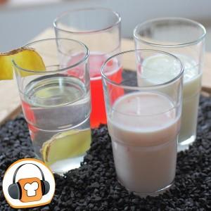 Erfrischungsgetränke selbstgemacht-die sehen nicht nur toll aus, sie schmecken auch so