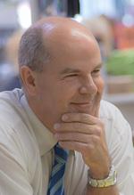 Herr Stefan Klemme – Marktleiter E center Minden