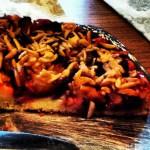Pflaumenkuchen mit Mandeln und Zimt