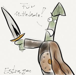 Estragon - eins meiner liebsten Küchenkräuter