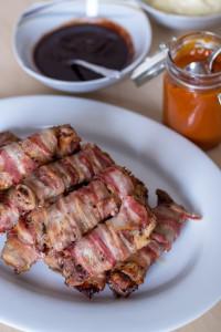 Spareribs und Bacon (CC-BY Oliver Hallmann)