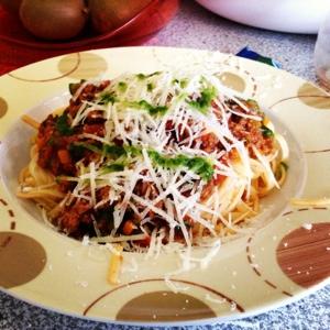 Bolognese - italienisches Fleischragout aus Bologna