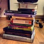 Eine kleine Auswahl meiner Kochbücher