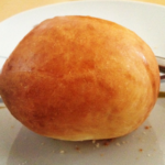Milchbrötchen oder Hamburgerbuns