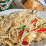 CC 097-Mie Nudeln mit Hühnchen und Gemüse