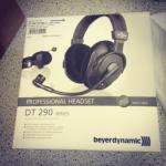 Danke für die tollen neuen Headsets